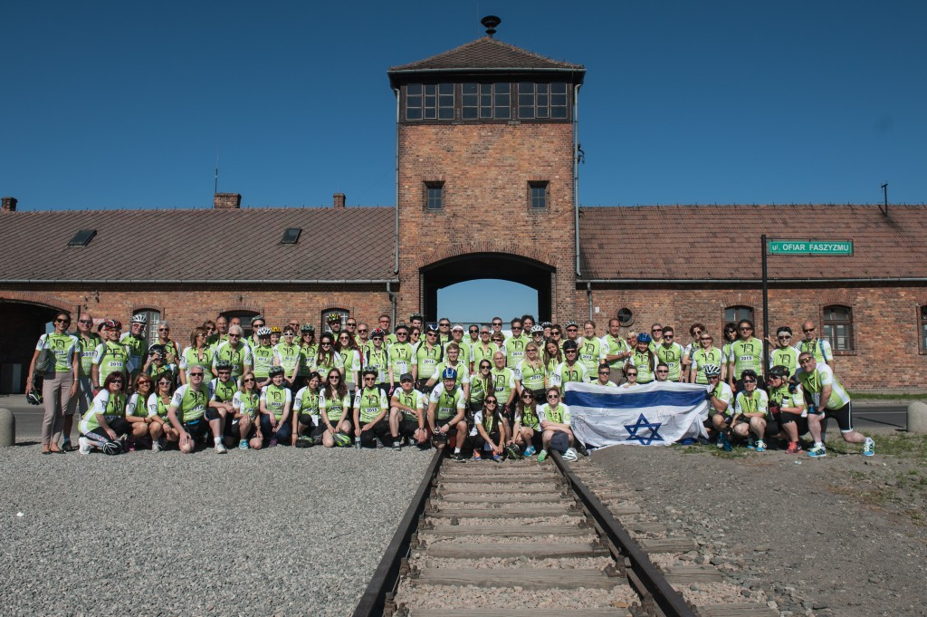 Everyone Outside Birkenau