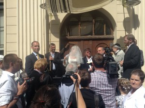 Jewish Wedding in Wroclaw