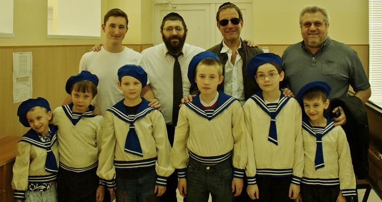 Kids and Rabbis