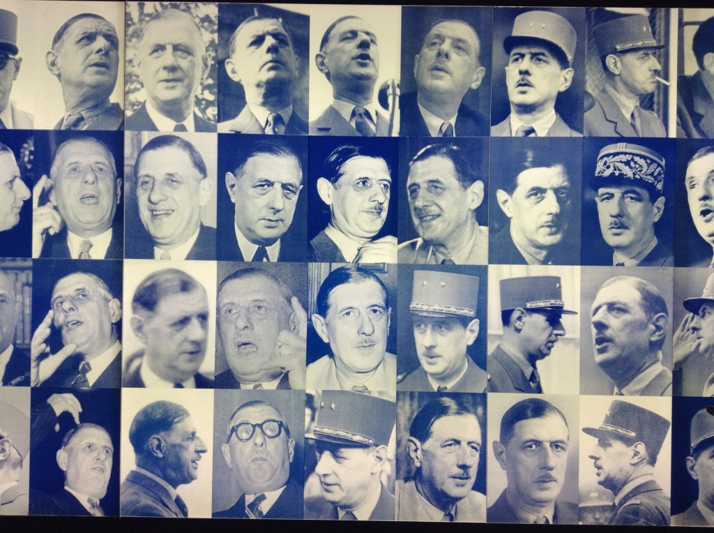 The Many Faces of Charels de Gaulle