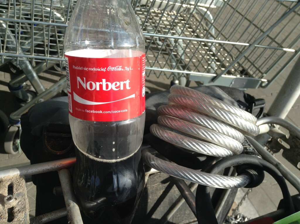 Norbert was the closest I could find
